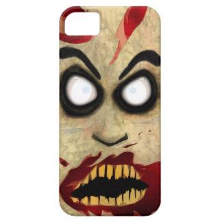 Teléfono del zombi iPhone 5 funda