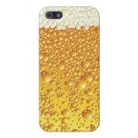 Teléfono divertido de la cerveza iPhone 5 coberturas