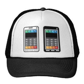 Teléfono elegante gorras