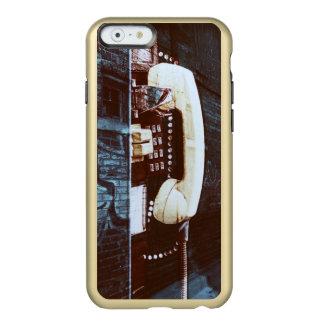 Teléfono fresco del peaje funda para iPhone 6 plus incipio feather shine