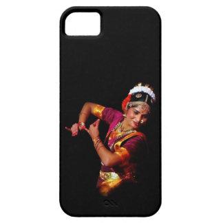 Teléfono indio del bailarín iPhone 5 Case-Mate carcasa