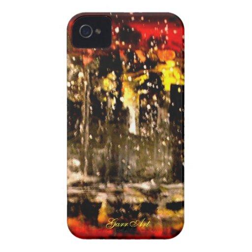 teléfono iPhone 4 Case-Mate cárcasas