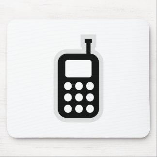 Teléfono móvil mouse pads