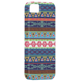 Teléfono móvil tribal Casse del modelo Funda Para iPhone 5 Barely There