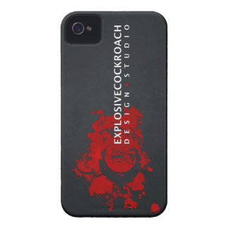 Teléfono oficial del logotipo de ECDS Funda Para iPhone 4 De Case-Mate