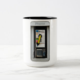 Teléfono público 01 tazas