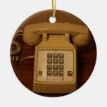Teléfono retro del vintage ornamente de reyes