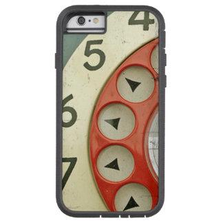 Teléfono rotatorio - caso iPhone5 - SRF Funda De iPhone 6 Tough Xtreme