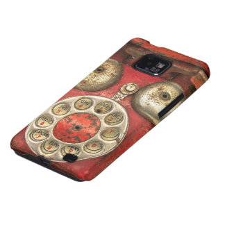 Teléfono rotatorio divertido galaxy s2 carcasas