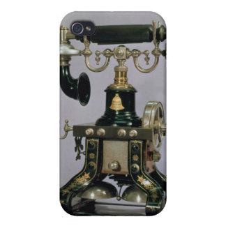 Teléfono, servicio telefónico nacional, los E.E.U. iPhone 4 Funda