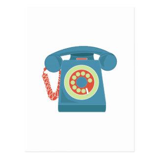 Teléfono Tarjeta Postal