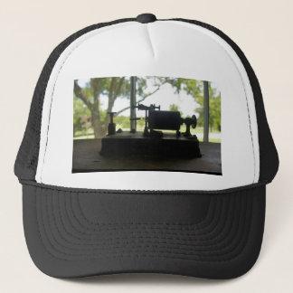 Telegraph 2 trucker hat