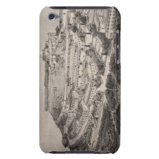 Telegraph Hill suggested architectural treatment Case-Mate iPod Touch Case