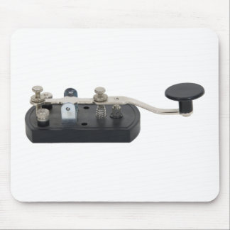 TelegraphKey082609 Mouse Pad