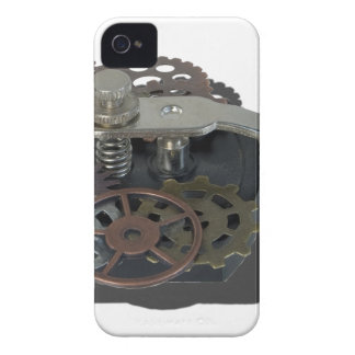 TelegraphKeyWithGears062115 iPhone 4 Cover