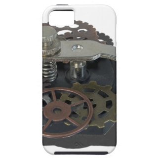 TelegraphKeyWithGears062115 iPhone SE/5/5s Case