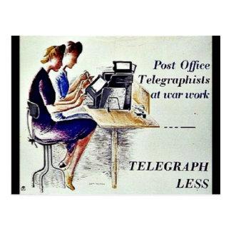 Telegraphless Postal