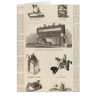 Telegraphy in the United States Card