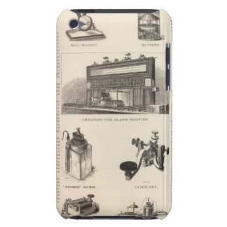 Telegraphy in the United States iPod Case-Mate Case
