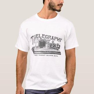Telegraphy T Shirt Vintage