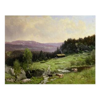 Telemark, Noruega del sur Postales