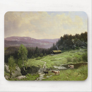 Telemark, South Norway Mouse Pad