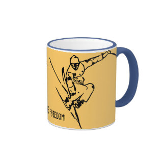 Telemarker Mug