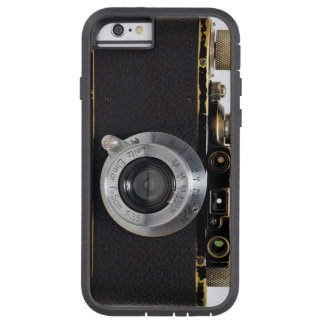 Telémetro alemán de la CÁMARA del VINTAGE (3) Funda Para iPhone 6 Tough Xtreme