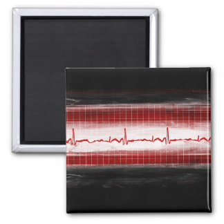 Telemetry 2 Inch Square Magnet
