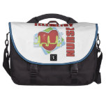 Telemetry Nurse Bag For Laptop
