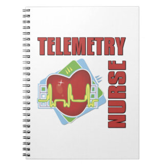 Telemetry Nurse Note Book