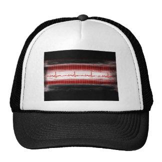 Telemetry Trucker Hat