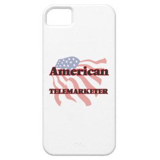 Teleoperador americano iPhone 5 funda