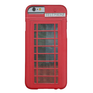 Telephone Booth iPhone 6 Case
