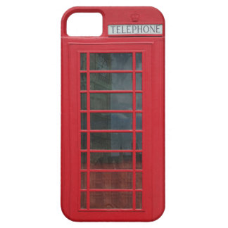 Telephone Booth iPhone SE/5/5s Case