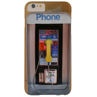 Telephone Booth / Public Payphone Barely There iPhone 6 Plus Case