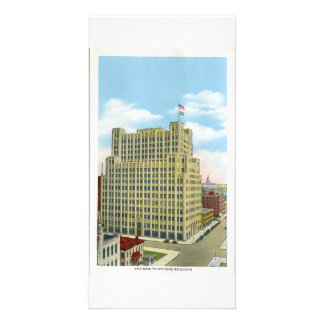 Telephone Building, Denver, Colorado Card