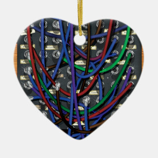 Telephone Exchange Ornaments