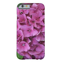 Telephone hull iPhone 6/6s, Flowers Purple Barely There iPhone 6 Case