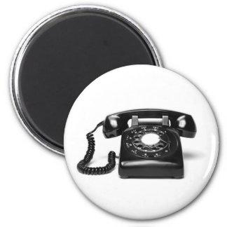 Telephone magnet