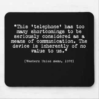 Telephone Mousepad