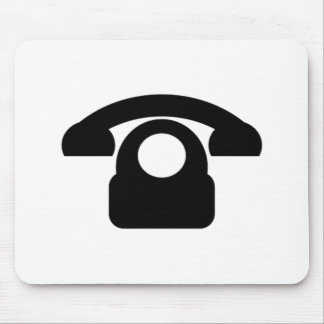 Telephone Mouse Pads