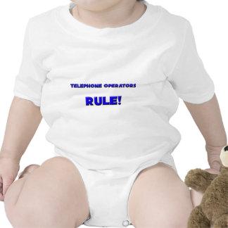 Telephone Operators Rule! Bodysuit