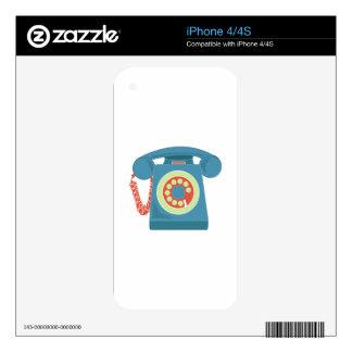 Telephone iPhone 4S Skin