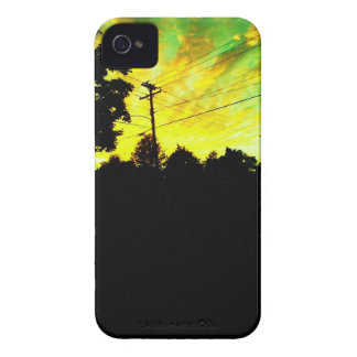 Telephone sunset Case-Mate iPhone 4 case