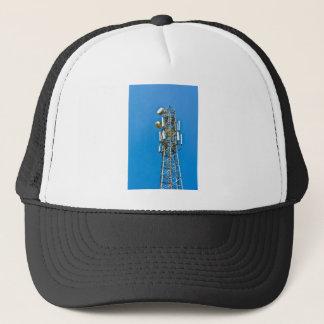 Telephone tower editable hat