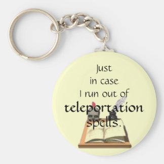 Teleportation Key Chain