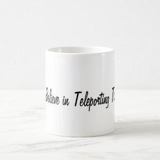 Teleporting Tim Coffee Mug