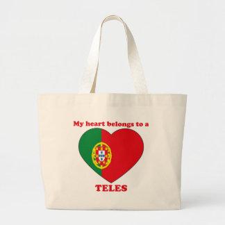 Teles Canvas Bag