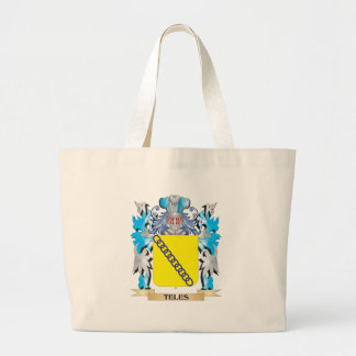 Teles Coat of Arms - Family Crest Bag